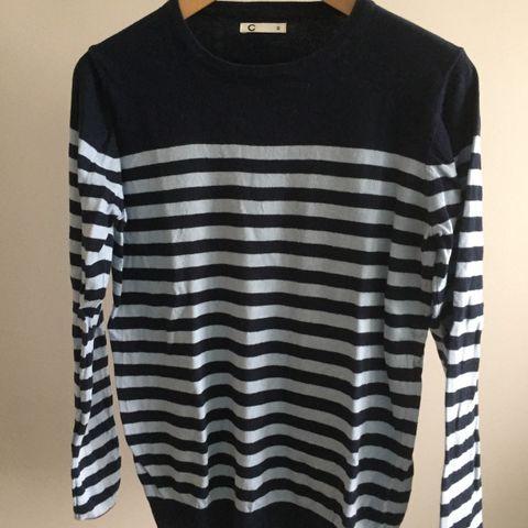 Ny Skjorte av luksus kvalitet 100% fineste bomull «T.M.Lewin