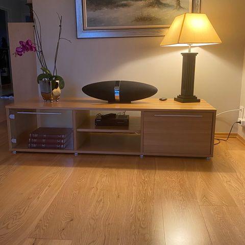 Leksvik TV benk fra Ikea | FINN.no