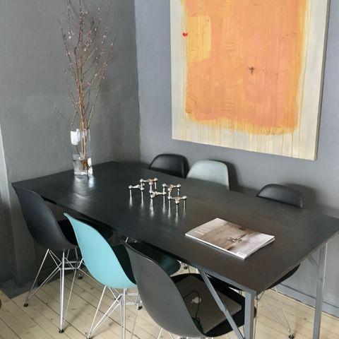 KUPP! UBRUKT CopaCopenhagen Spisebord i forskjellige farger