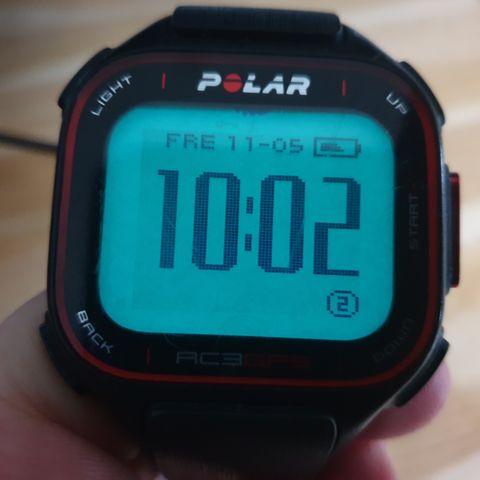 Polar M430 GPS Pulsklokke for Løping Turkis