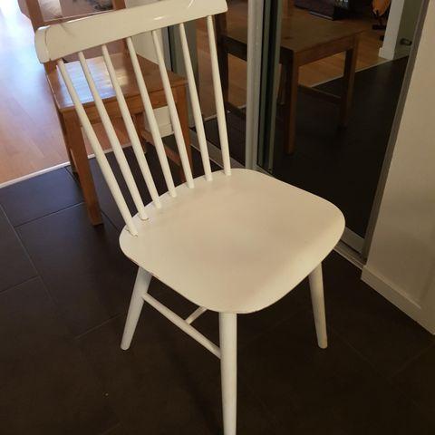 2 stykk IKEA stoler gis bort | FINN.no