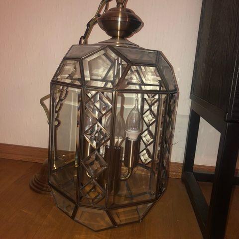 Nye vegglamper, lampetter i gammel stil (art deco, retro