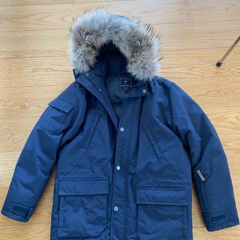 Pent brukt vêr de terre jakke, 12 år. 1000 nok | FINN.no