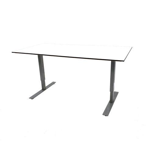 7 stk. Ikea elektrisk hevesenke skrivebord (160x120 cm