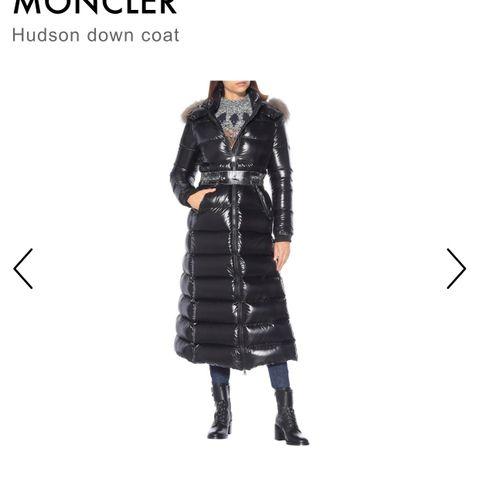 Ny Moncler Bady dunjakke dame str 4 | FINN.no