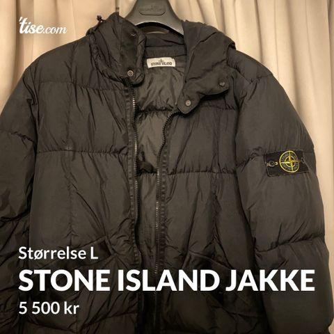 Stone Island Jakke • Tise