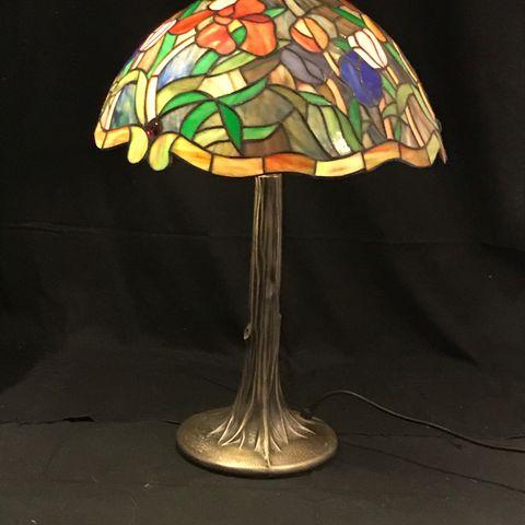 Tiffany bordlamper 2 stk | FINN.no