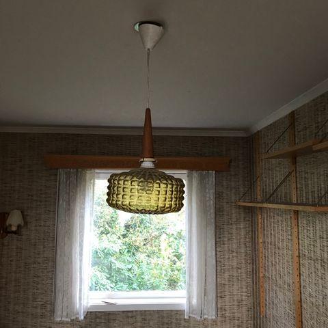 Mange Retro lamper i alle typer og farsonger | FINN.no