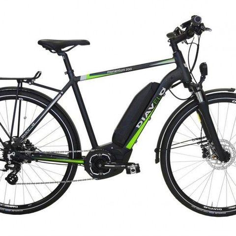 TEST: Diavelo Momentum 200 elsykkel Dette kan bli den nye