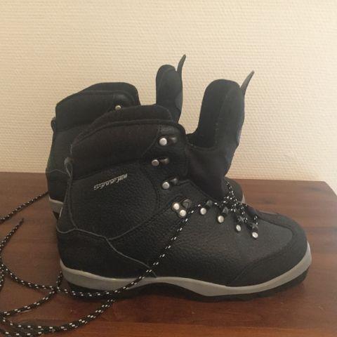Justerbar lengdeløpsskøyte – Myk sko Panther tilbud | Robito