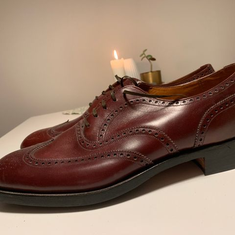 SKAP Oxford Full Brogue Shoes