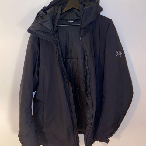 Arc'teryx Koda Jacket, vindtett isolasjonsjakke herre