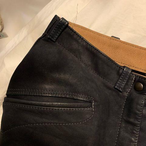 NY PRIS!! Flott skinnjakke selges rimelig. Som ny!! | FINN.no
