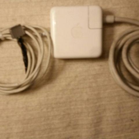 Mac lader for macbook proair 61w | FINN.no
