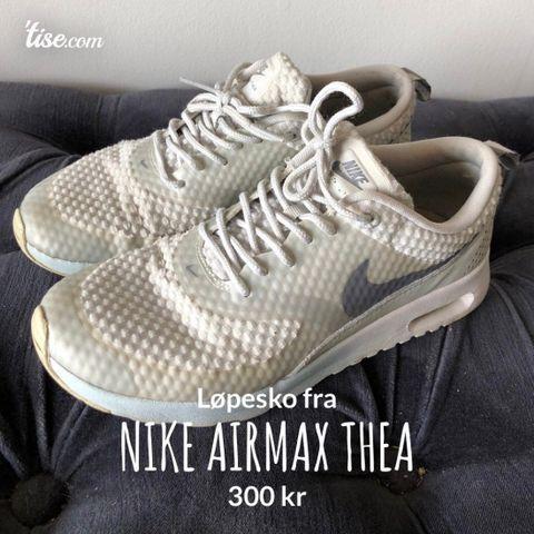 Billige Nike Air str 38 (må vaskes) | FINN.no