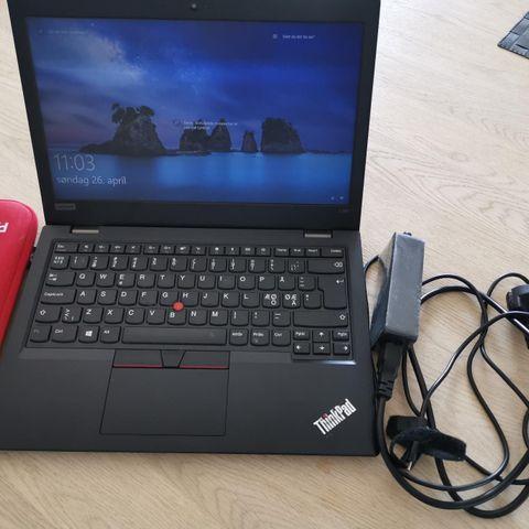 Lenovo L450 Thinkpad med lader   FINN.no