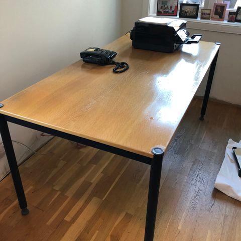 1 stk Savo Maxikon 5 HLN kontorstol, grå Brukte