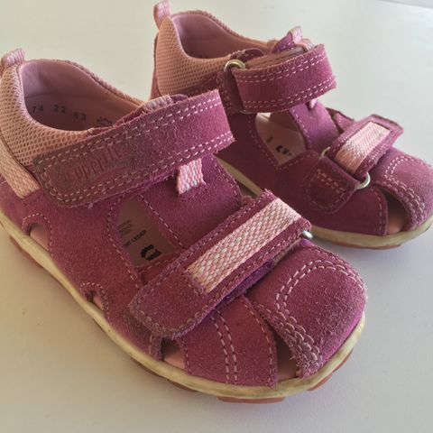 Jenta sko fra puma, størrelse 24 | FINN.no