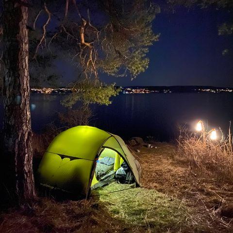 Jerven Mountain Igloo telt ønskes kjøpt | FINN.no