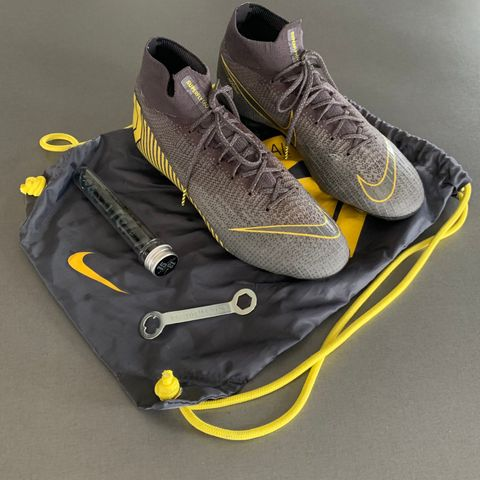 Nike Mercurial Superfly V DF FG, fotballsko Str.42 12 | FINN.no