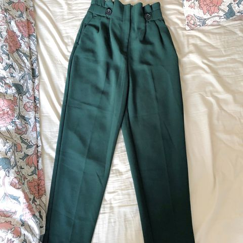 Ny bukse i linblanding, str. 46 | FINN.no