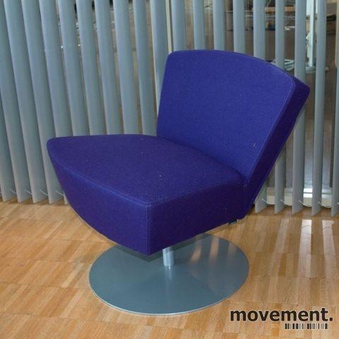 22 stk Kinnarps Monroe stol, Lilla Brukte kontormøbler