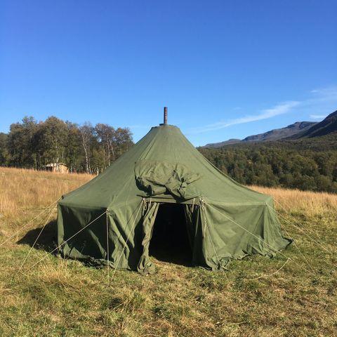 Norheim Valhall 6 campingtelt | FINN.no