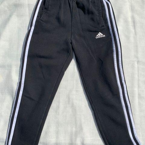 Avklippet Adidas bukse str. 152 | FINN.no