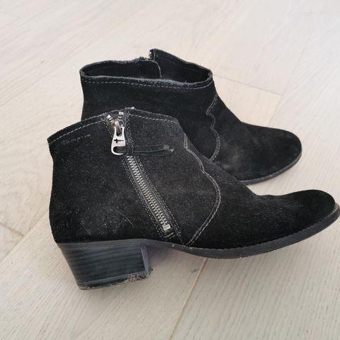 Støvletter, sneakers og «cowboysko» til dame, str 42   FINN.no