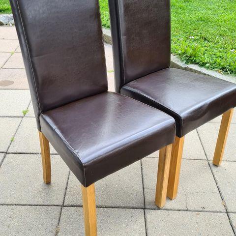 Flott stol fra Ruth & Joanna   FINN.no