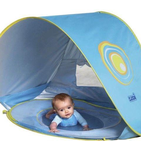 Baby barn reise telt seng | FINN.no
