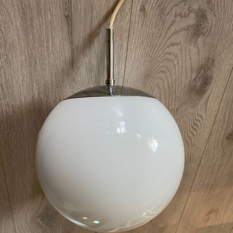 Stilren lampe fra IKEA | FINN.no