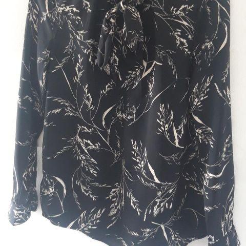 Leopard skjorte fra Zara   FINN.no