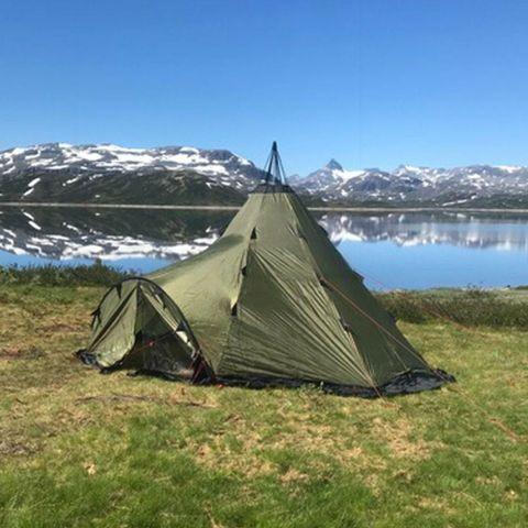 Filefjell telt | FINN.no