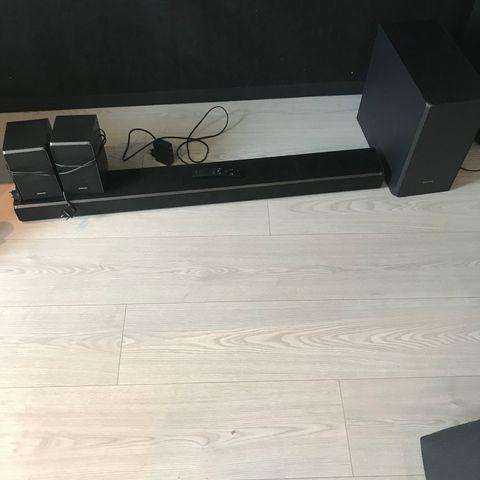 Pioneer XW BTSP70 Bluetooth høyttaler med rå lyd! | FINN.no