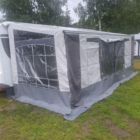 Thule quick fit telt til bobil.   FINN.no