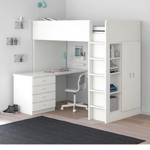 Loftsseng, Ikea Stuva   FINN.no