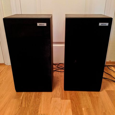 2 eldre høyttalere | FINN.no