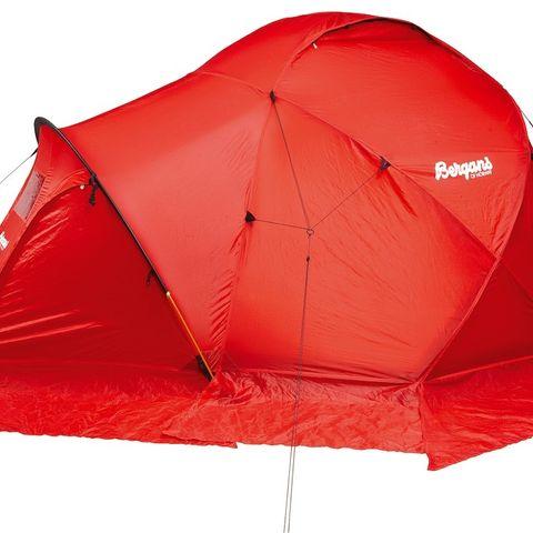 Bergans Helium Dome 3 manns telt | FINN.no