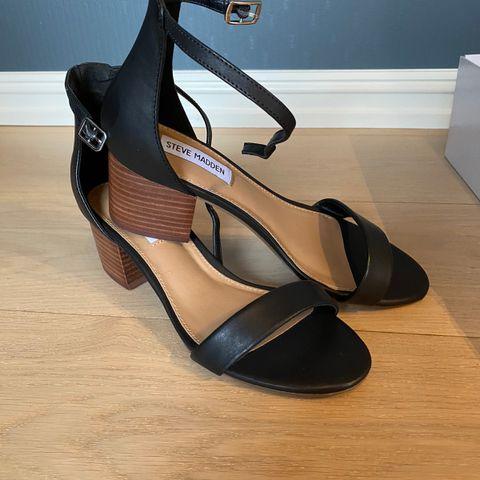 Steve Madden JINA - Sandaler med høye hæler - tan
