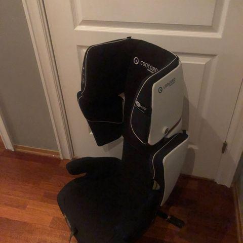 Relieve recliner fra Fagmøbler. Ubetydelig brukt. Hbo 12000