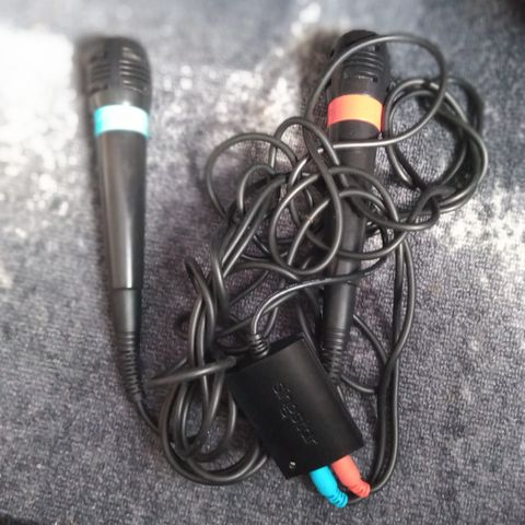 logitech mikrofon for singstar