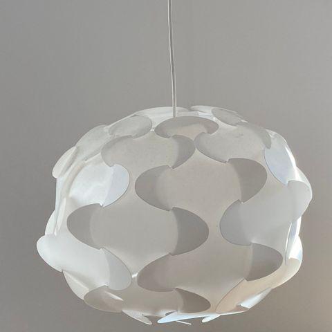 IKEA knappa lampe | FINN.no