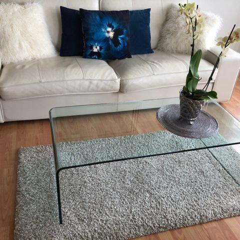Stort og flott spisebord Bolia Eik Tension (220×85cm