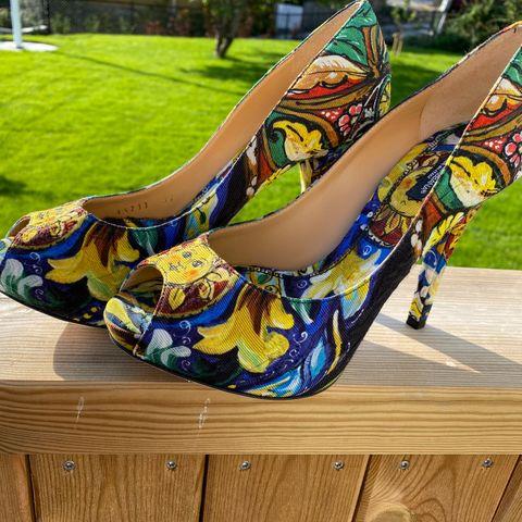 Designer sko fra Lanvin i str 39 | FINN.no