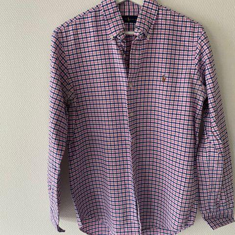 Eton skjorte i str. S og slim fit | FINN.no