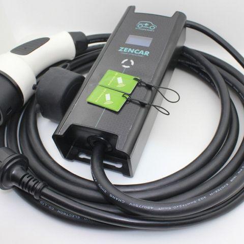 Ladekabel til elbil Type 2 Mode 3   Clas Ohlson