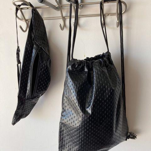 Pent brukt veske fra Superdry (barnestørrelse) | FINN.no