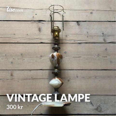 Høvik lampetter, samlet 8. stk | FINN.no