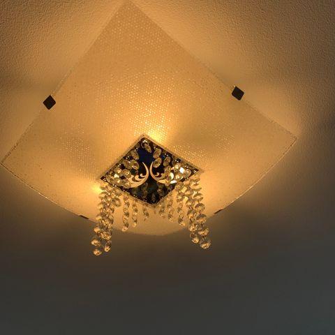 Fin dimbar stavpendel lampe for spisebord | FINN.no